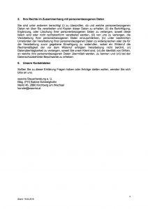 Datenschutzerklärung esavira Steuerberatung e. U.