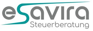 Das ist das Logo der esavira Steuerberatung e. U.